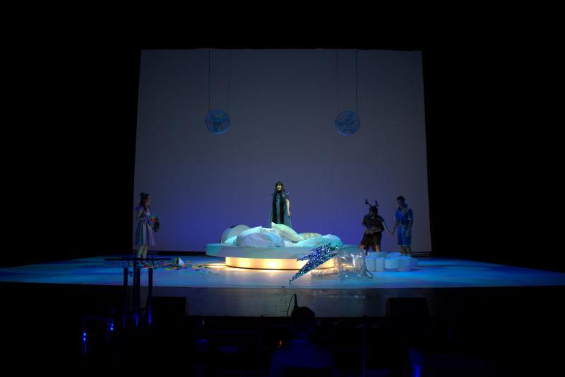 Peterchens Mondfahrt, (Nachtfee) Staatstheater Darmstadt