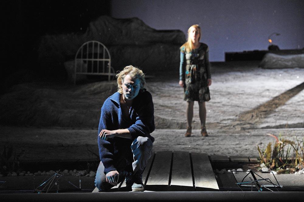 Wie im Himmel, (Gabriella) Landestheater Coburg