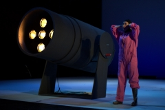 Peterchens Mondfahrt, (Kanonier) Staatstheater Darmstadt